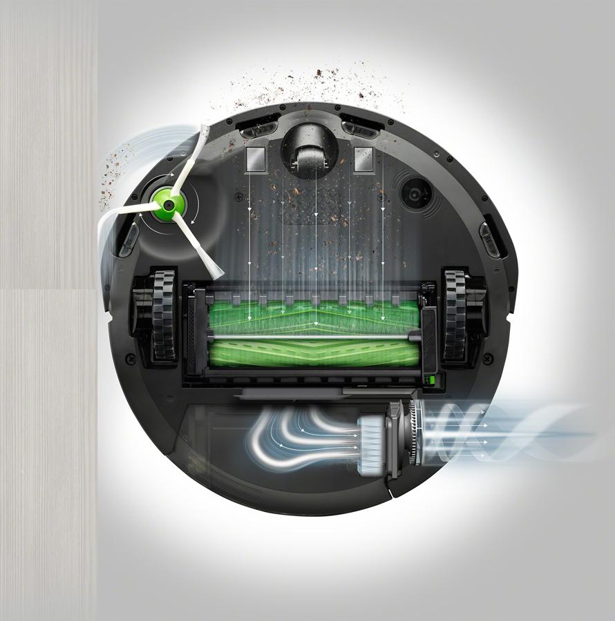 iRobot Roomba i3 Neutral Výkonné vysávání