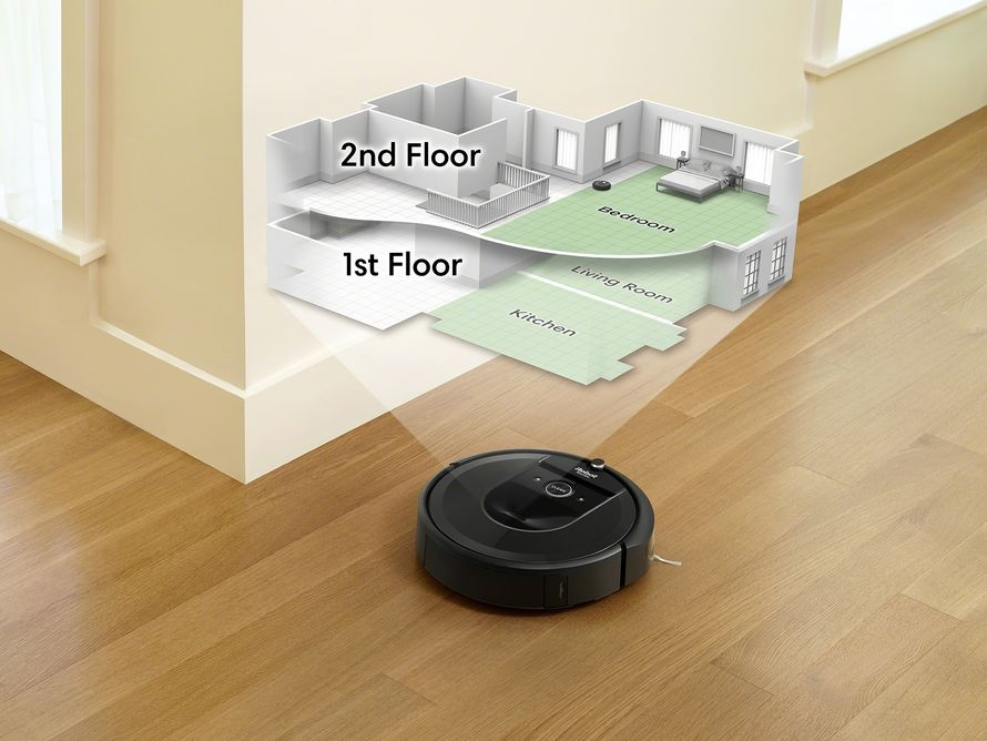 iRobot Roomba i7 grey