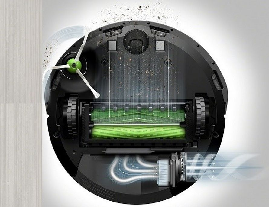 iRobot Roomba i7 7158 grey