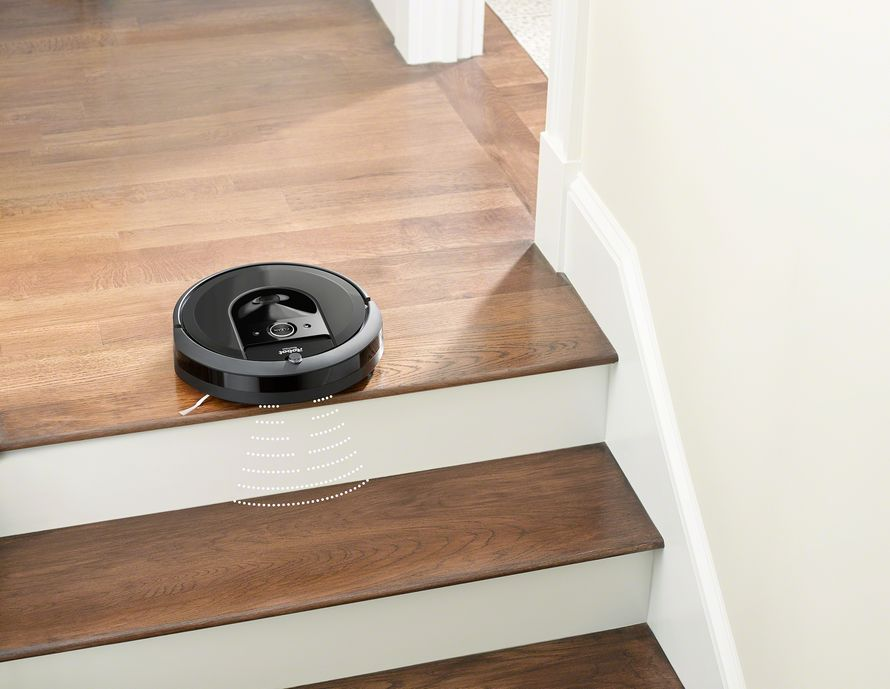 iRobot Roomba i7+ 7558 grey