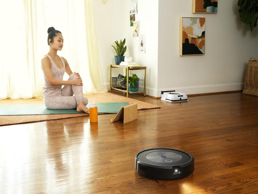 iRobot Roomba j7 technologie Imprint Link