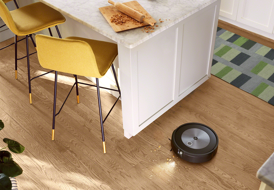 iRobot Roomba j7 zóna Clean