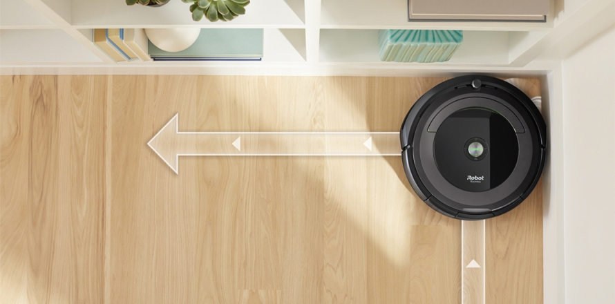 wall-follow roomba 680