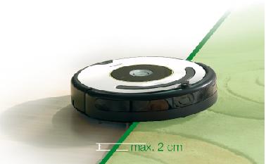 robotický vysavač Roomba 676