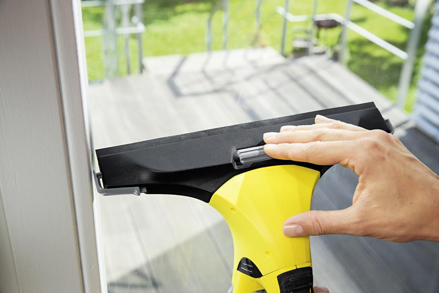 Kärcher WV 5 Plus N čištění hran