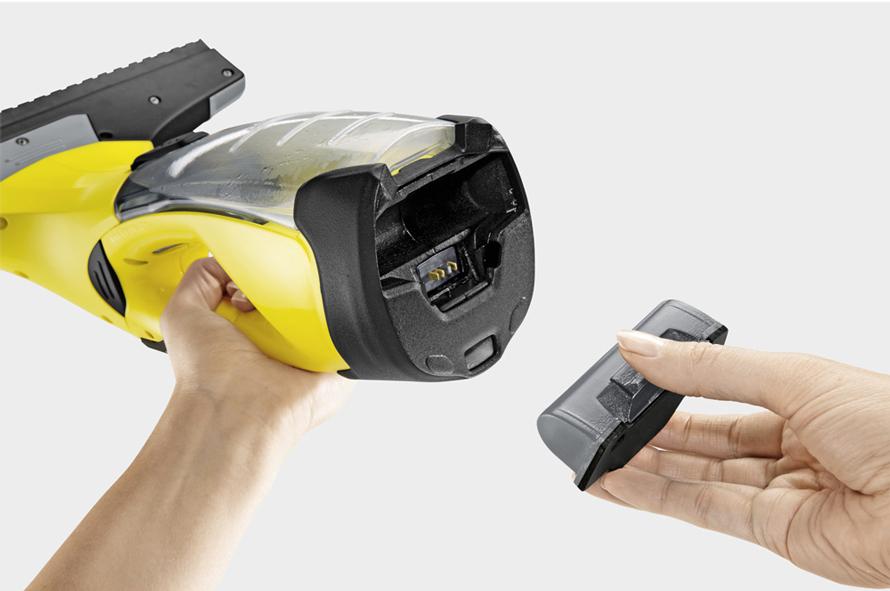 Kärcher WV 5 Plus N vyjímatelná baterie