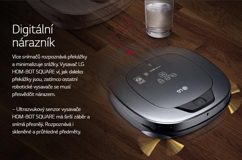 LG Hom-Bot VR 65710 LVMP
