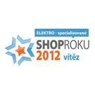 Shop roku 2012 vítěz