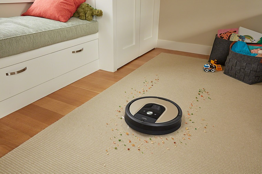 irobot roomba 976 dirt detect