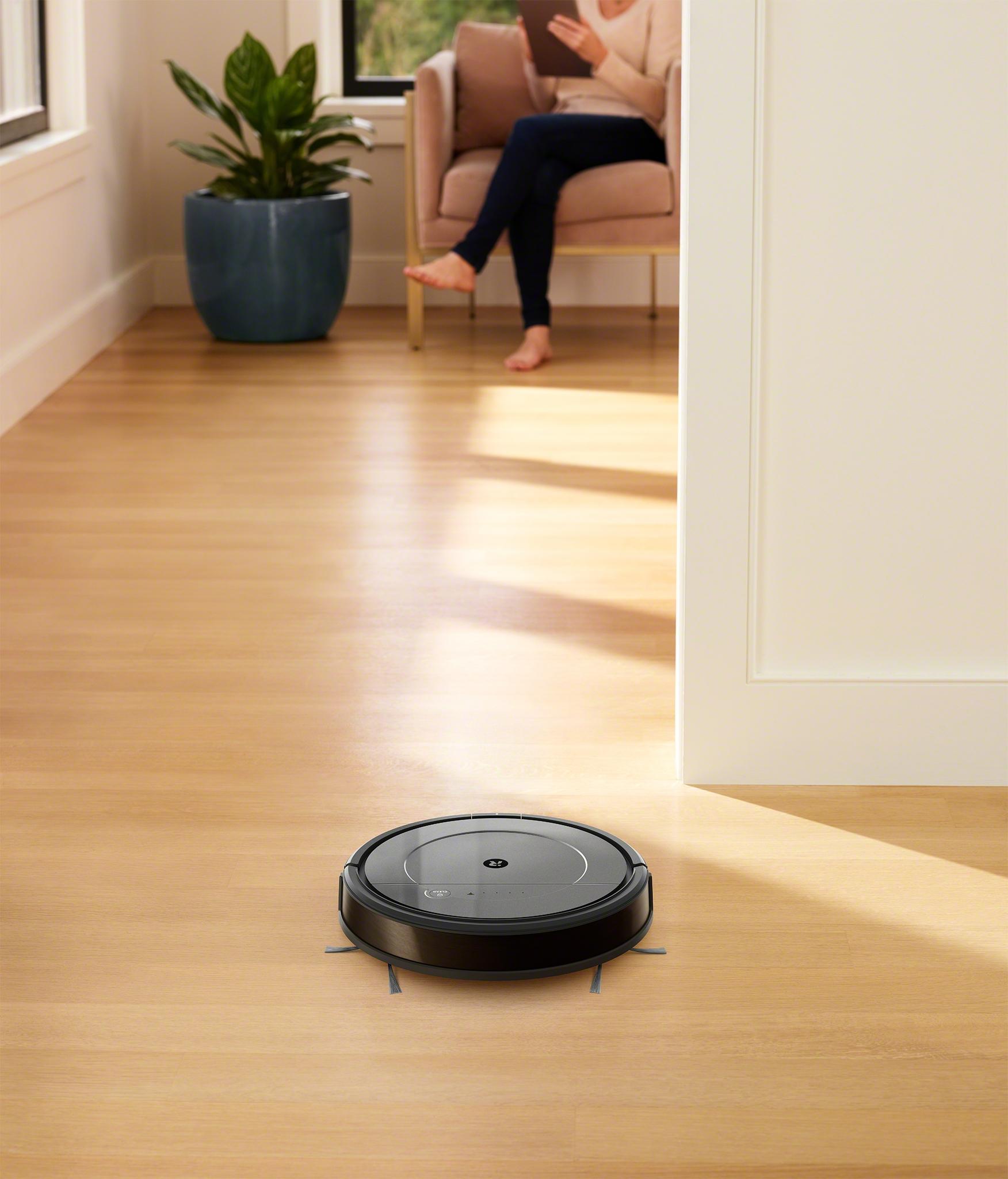iRobot Roomba Combo Mobilní aplikace
