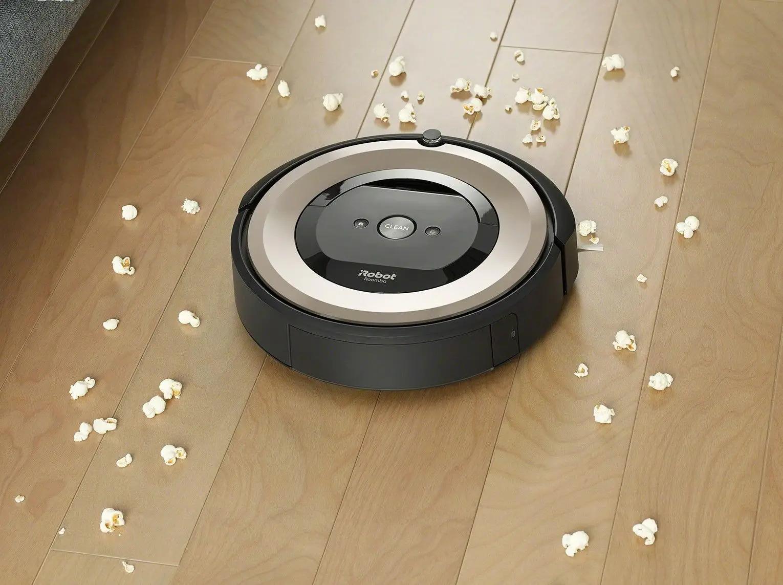 iRobot Roomba e6 Dirt Detect - Akustická detekce nečistot