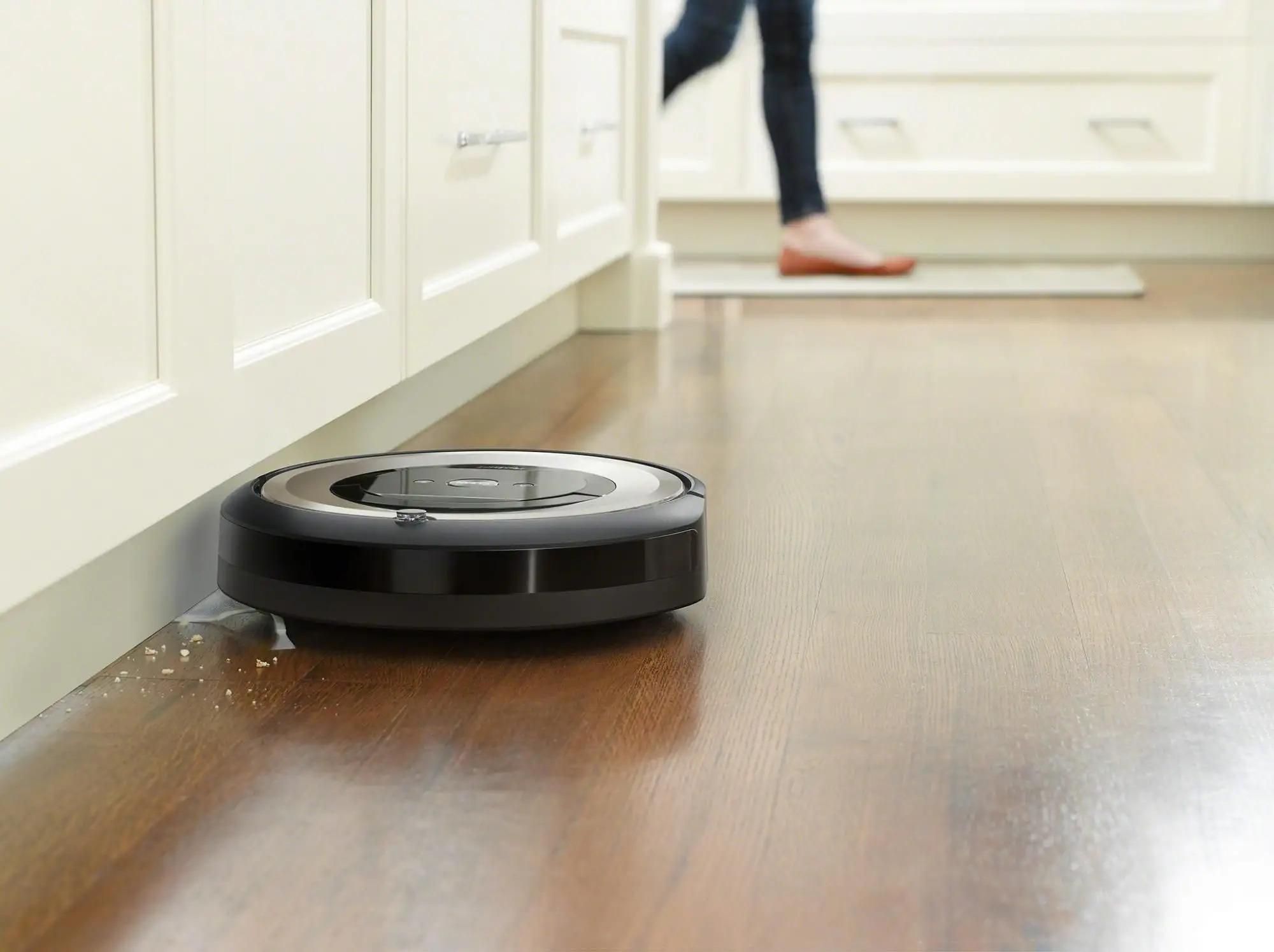 iRobot Roomba e6 funkce odloženého úklidu