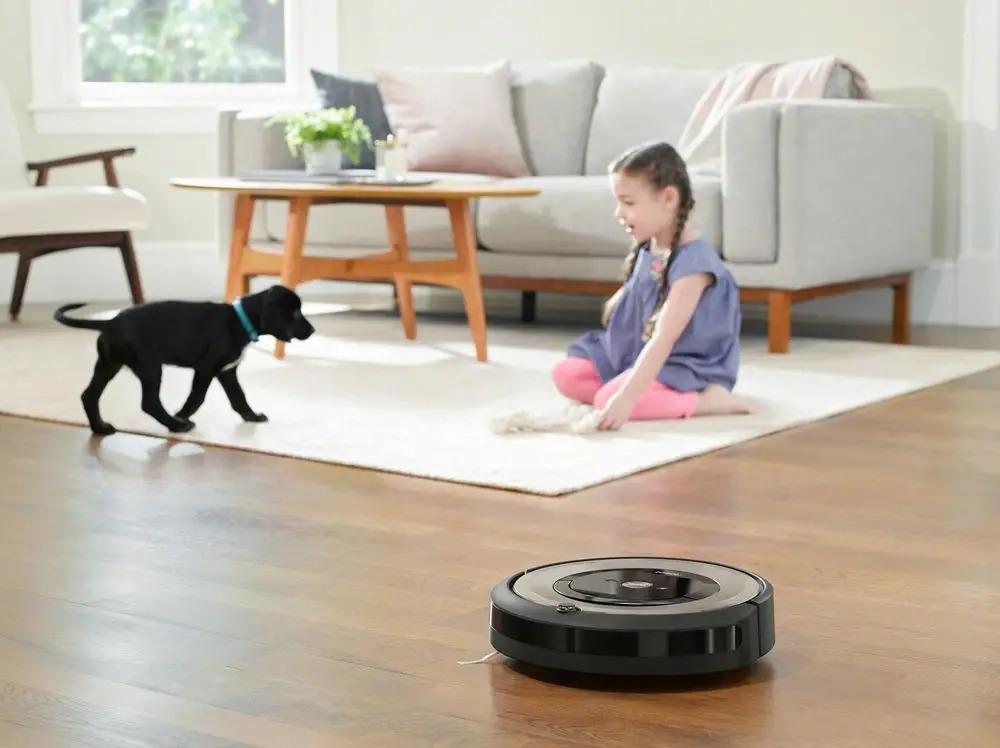 iRobot Roomba e6 Navigace iAdapt