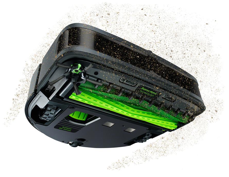 iRobot Roomba s9 Až 40-krát vyšší výkon vysávání