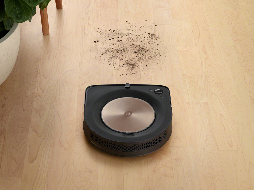 iRobot Roomba s9+ Dirt Detect