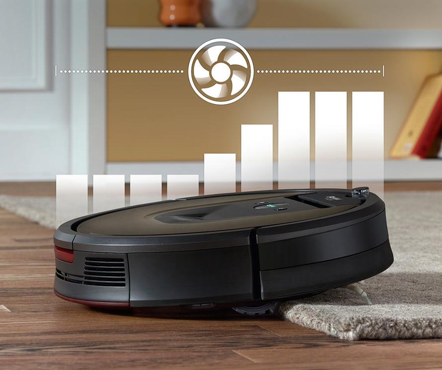 roomba 980 carpet boost