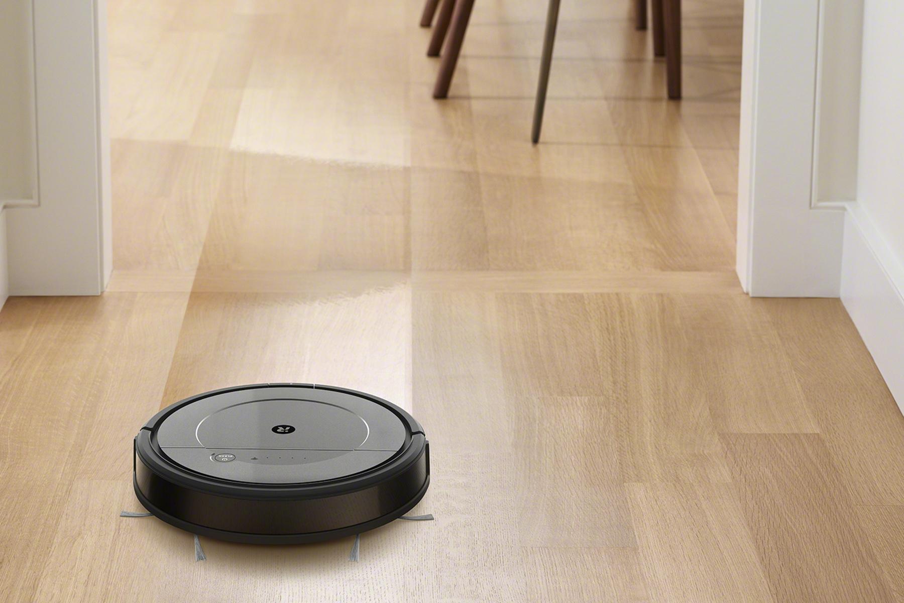 iRobot Roomba Combo Mopování