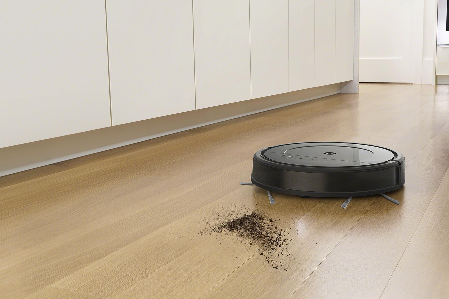 iRobot Roomba Combo Vysává dokonale