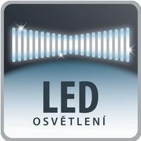 RH6545WH rowenta LED osvětlení