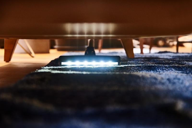 RH7233wo rowenta LED osvětlení