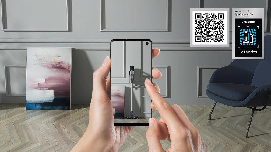 Samsung Jet 90 complete mobilní aplikace