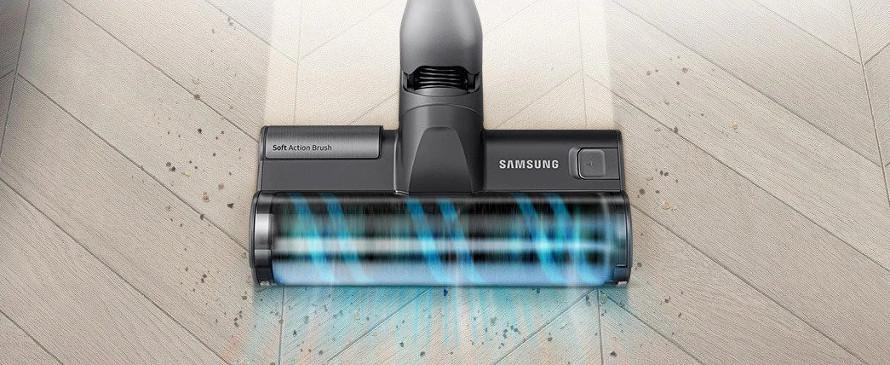 Samsung Jet 90 complete úklid tvrdých podlah