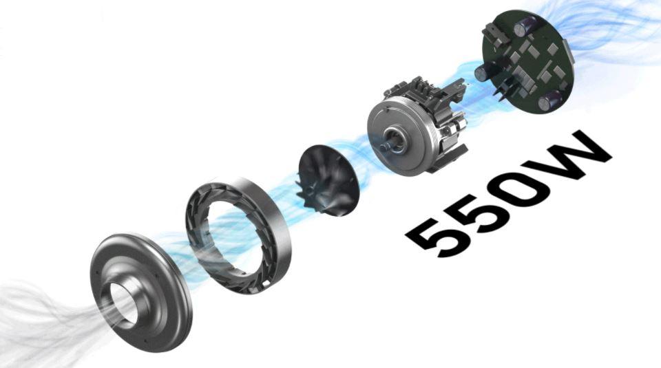 Samsung Jet 90 complete výkonný motor