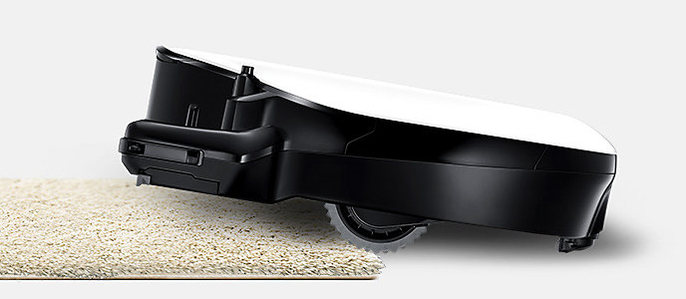 robotický vysavač samsung VR20R7250WC cena výkon
