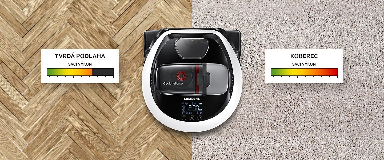 Samsung Powerbot VR20M707CWD