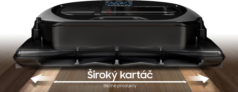 Samsung kvalitní vysavač SR20M707CWD