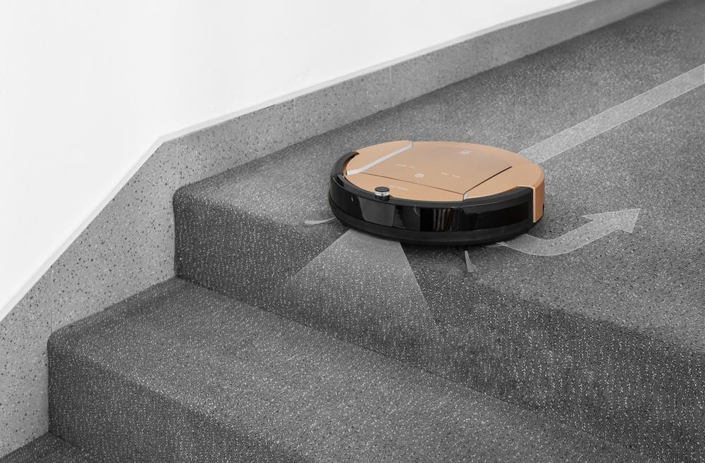 Sencor SRV 4000GD S infračervenými senzory nespadnu ze schodů
