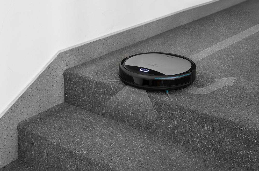 Sencor SRV 4250SL S infračervenými senzory nespadnu ze schodů