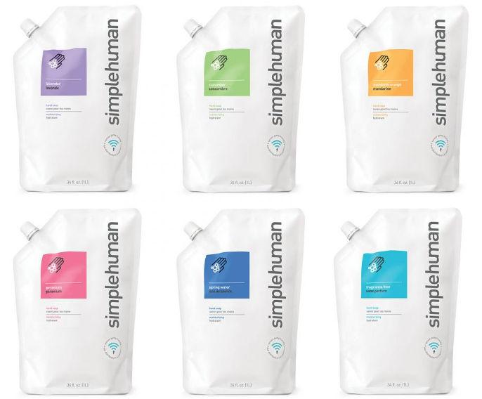 Tekuté mýdlo s vůní levandule - 1L