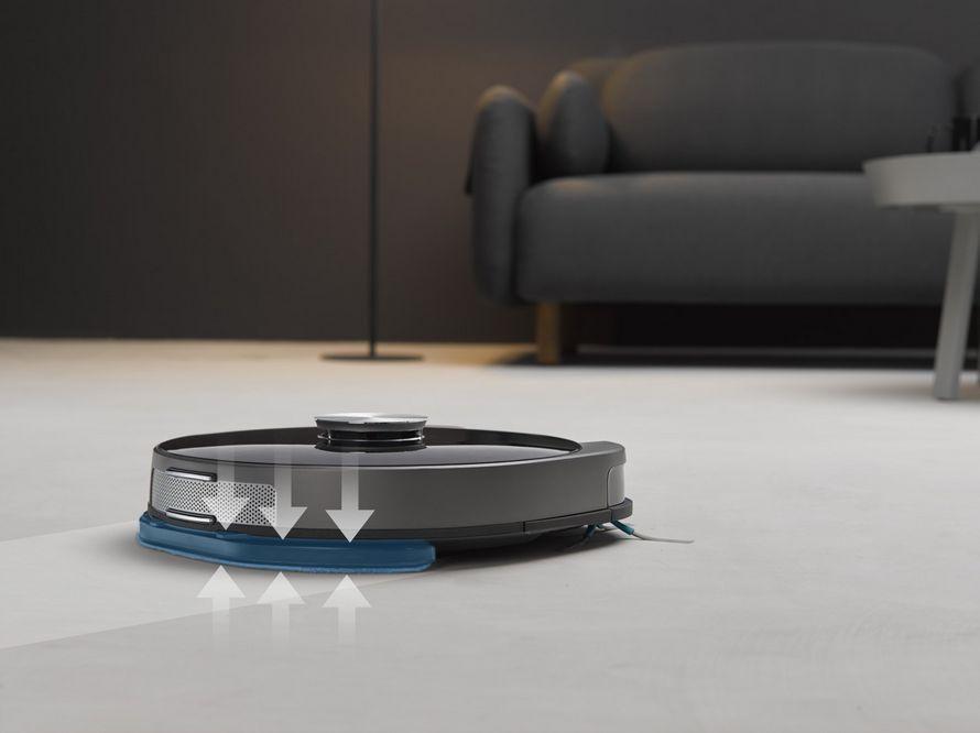 symbot laserbot 750 mop