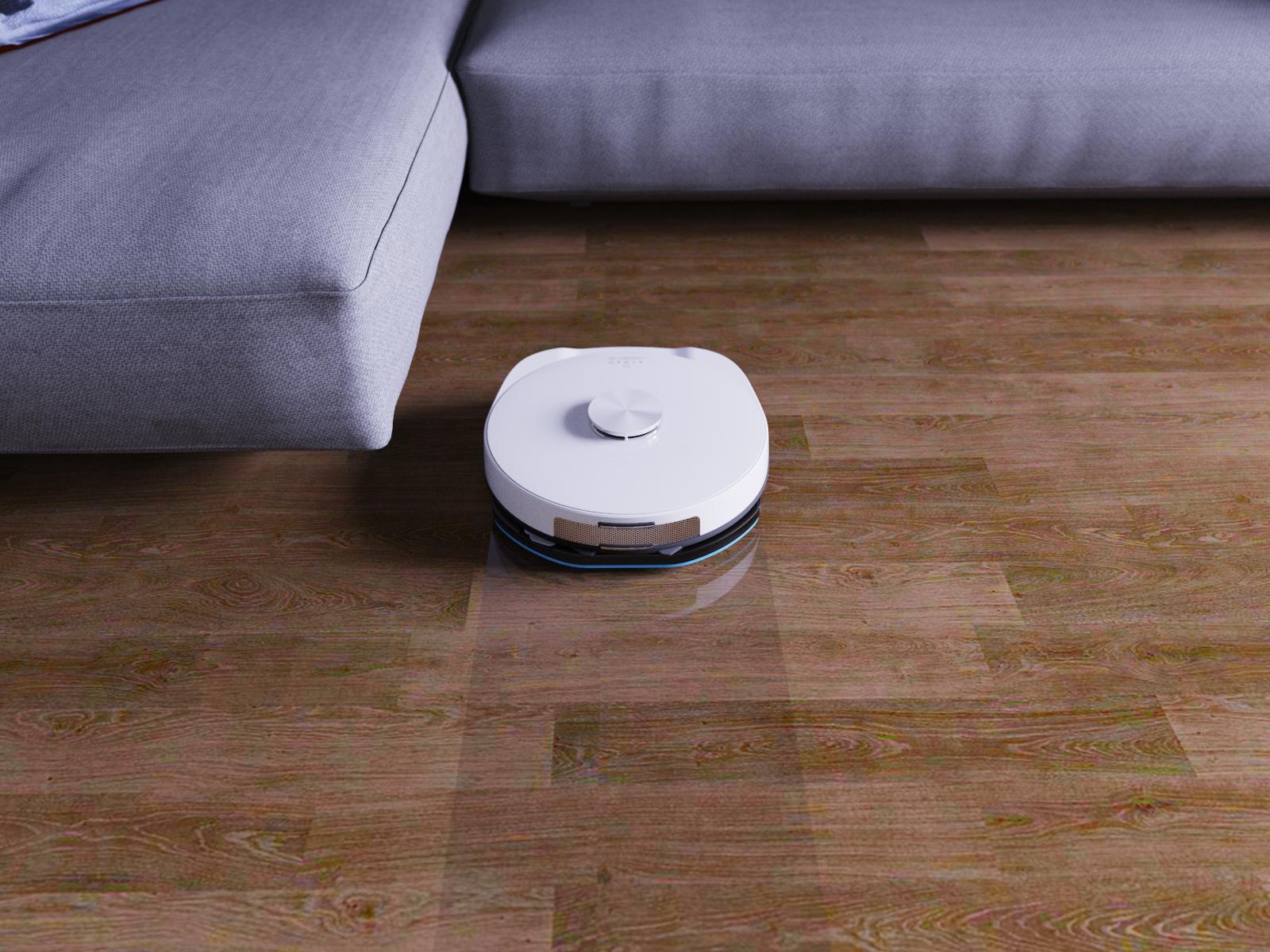symbot laserbot 750 white mop