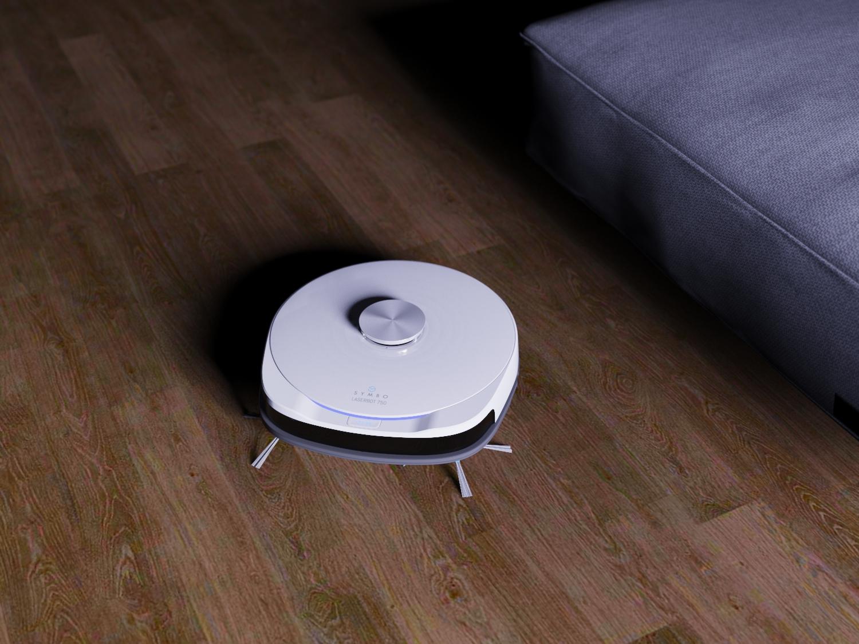 symbot laserbot 750 white predstaveni