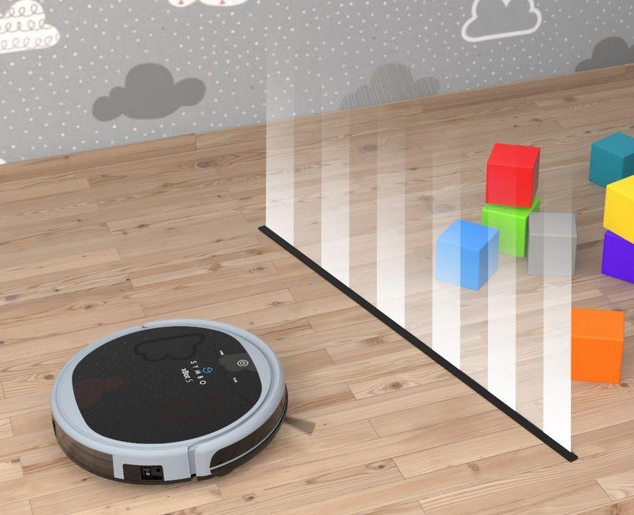 symbo xbot 5 vysavač robot