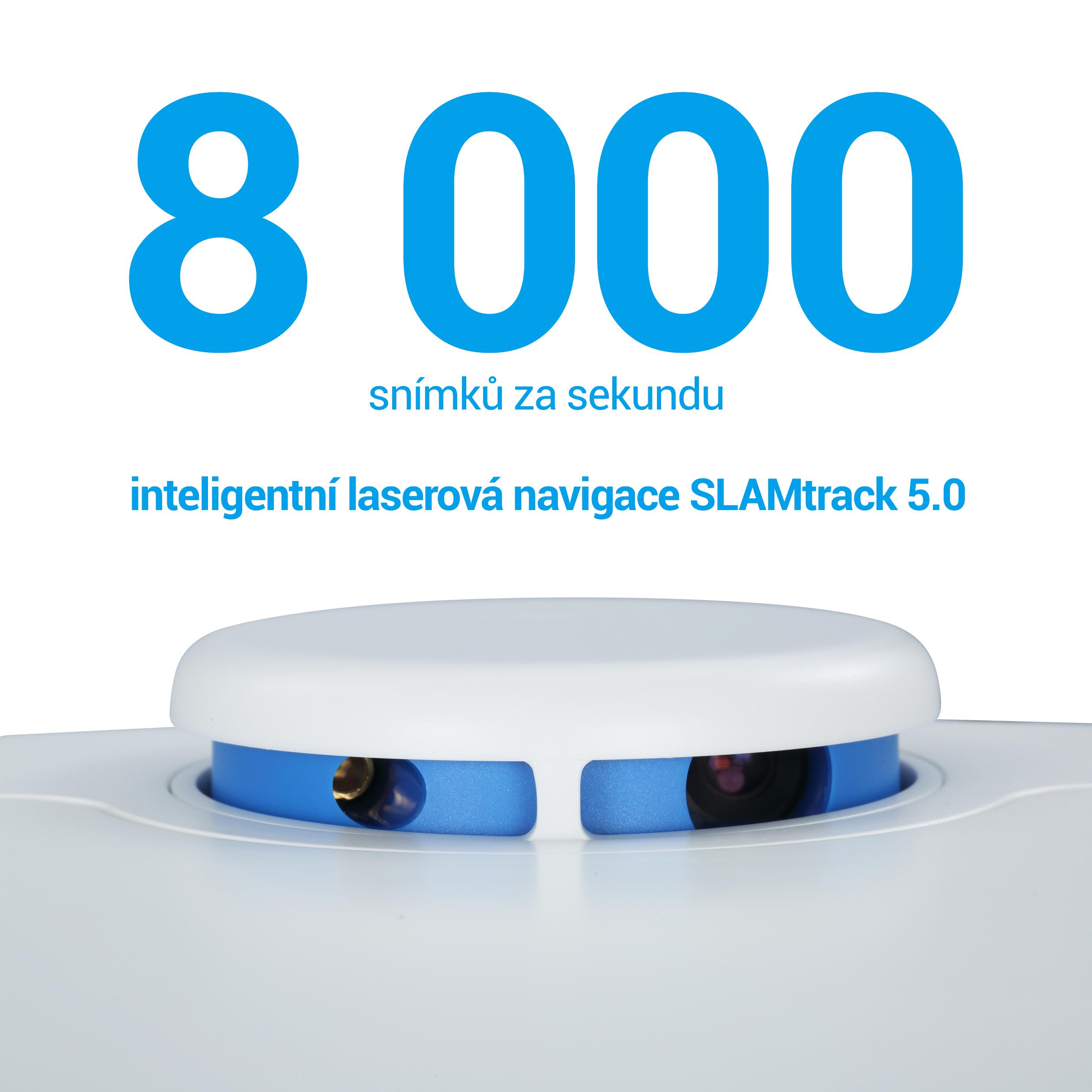 Tesla RoboStar iQ500 laserová navigace