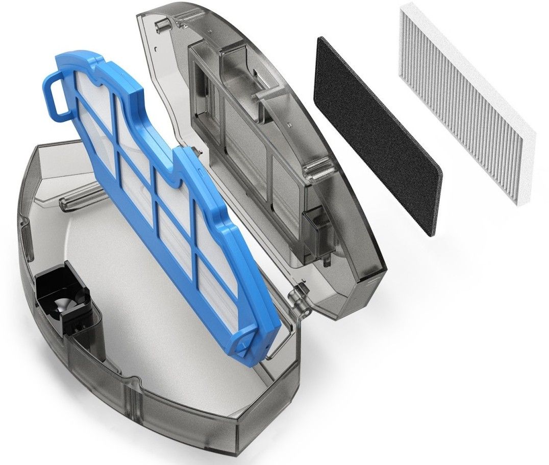 filtrace TESLA RoboStar T60