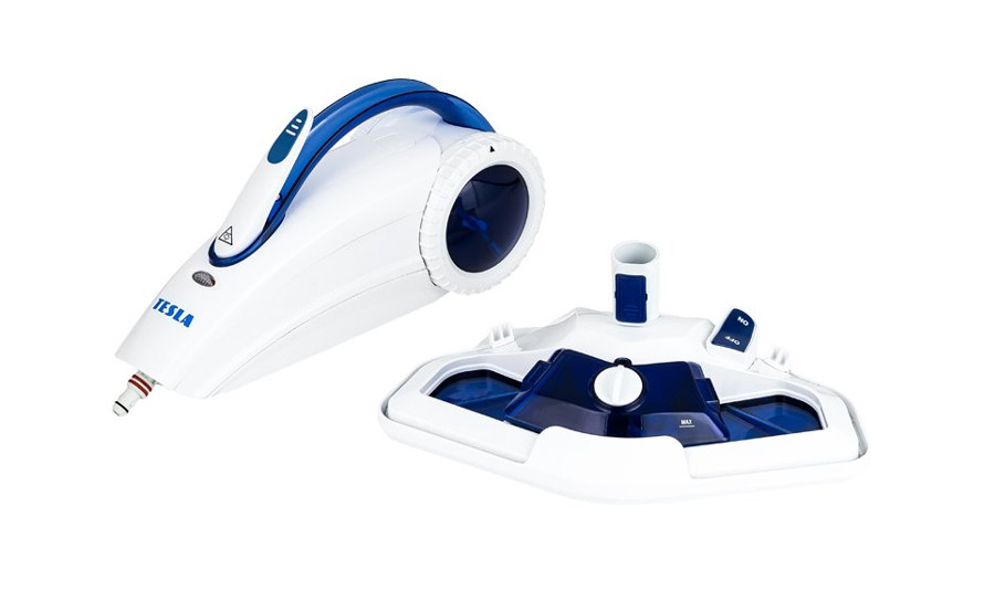 TESLA SteamPower FX50 - ergonomický design