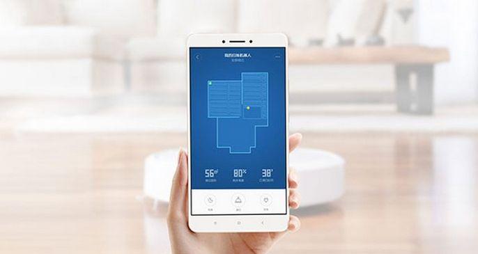Xiaomi Mi Robot - aplikace
