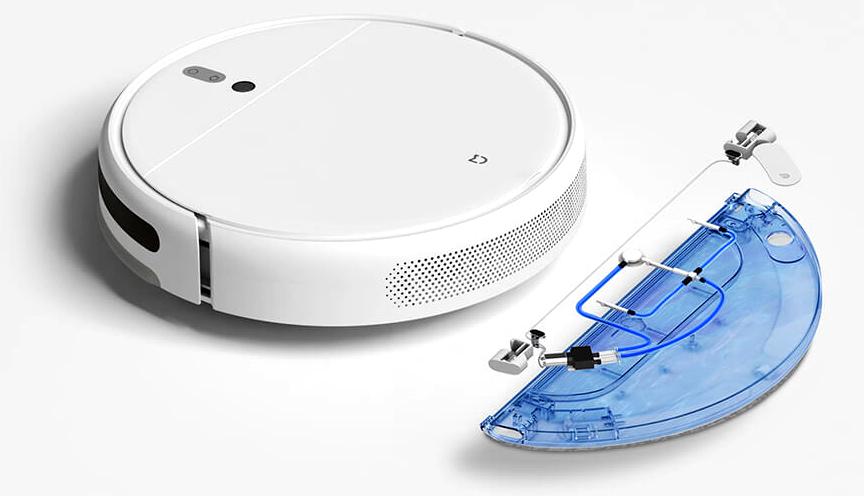 Xiaomi Mi Robot Vacuum Mop 1C mopování