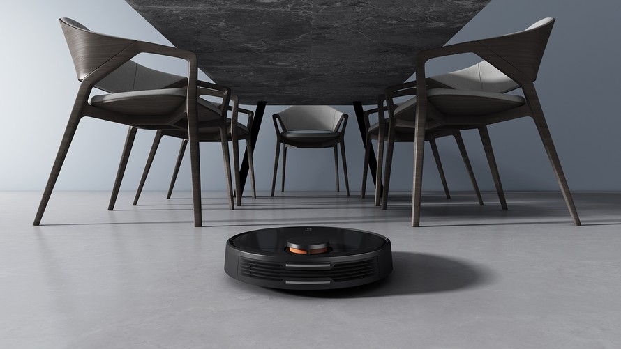 Xiaomi Mi Robot Vacuum Mop Pro - black představení