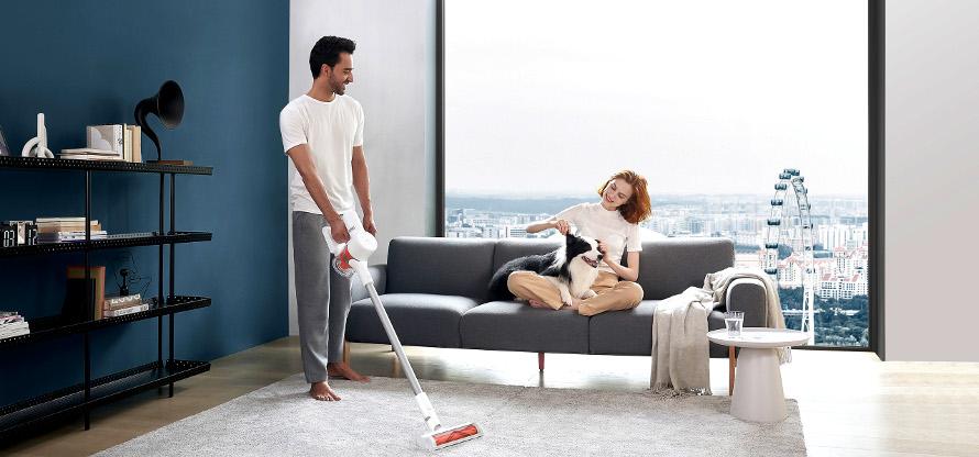 Xiaomi Mi Vacuum Cleaner G10 představení