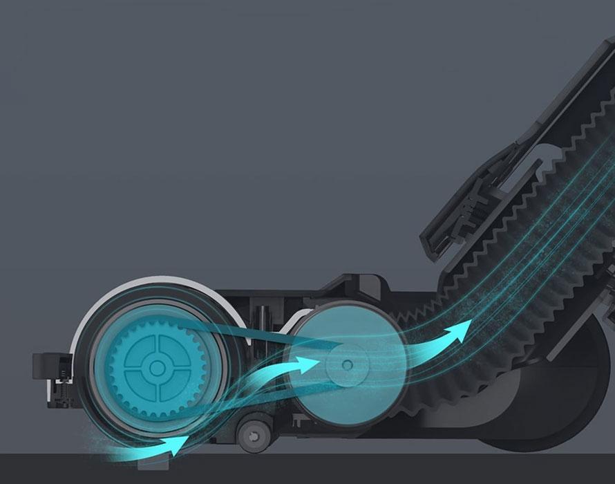 Xiaomi Viomi A9 turbokartáč