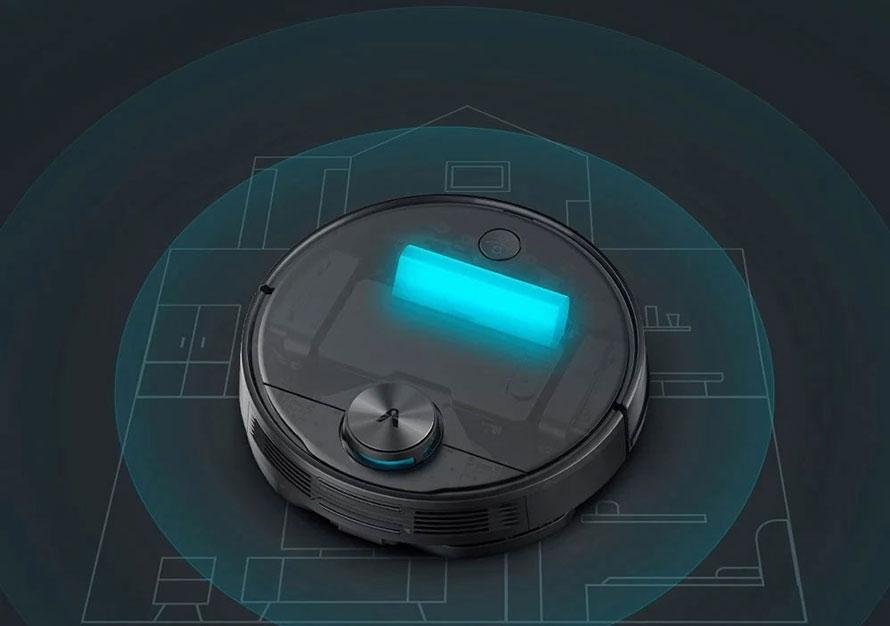 Xiaomi Viomi V3 - baterie